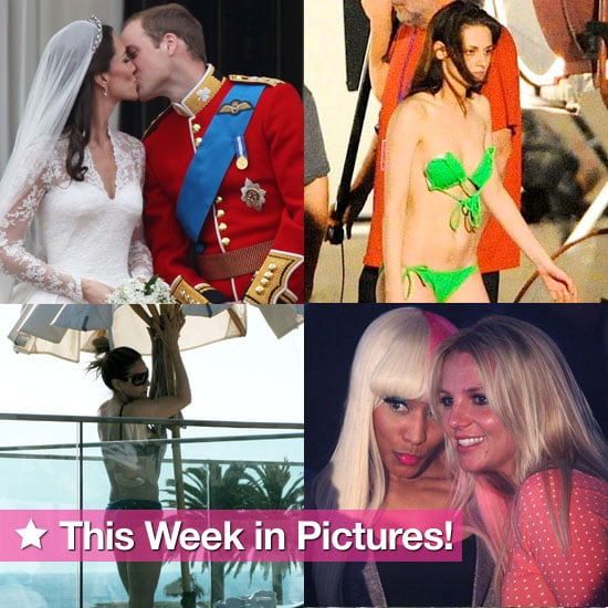 "Rob and Kristen's Sexy Honeymoon Romp, Kate and William Say ""I Do,"" and More in This Week in Pictures!"
