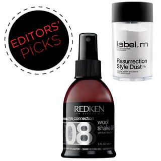 Our Editors Top 5 Quick Fix Styling Products