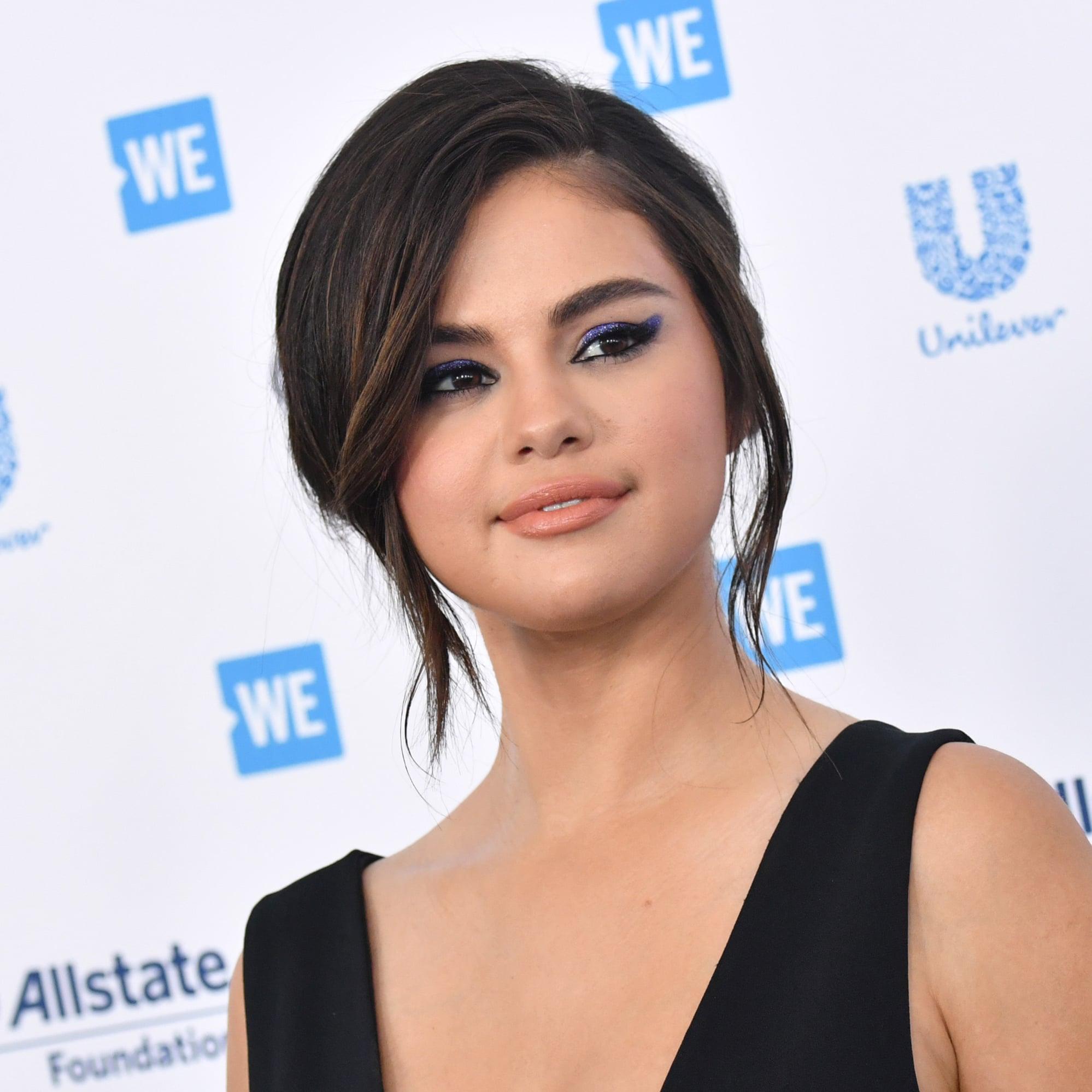 Selena Gomez S Short Bob Haircut Popsugar Beauty