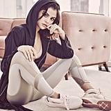 Selena Gomez For En Pointe Puma Collection