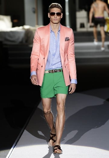 Dsquared2 spring/summer 2011 collection