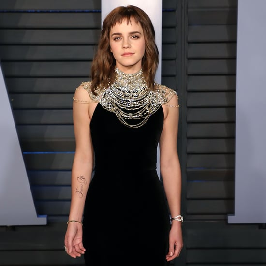 Emma Watson Responds to Tattoo Controversy