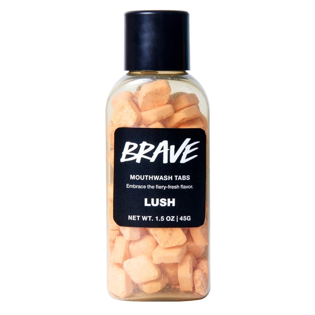 """""""Brave"""" Mouthwash Tabs"""