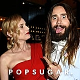 Jared Leto and Diane Kruger