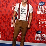Bobby Bones at the 2019 CMT Awards