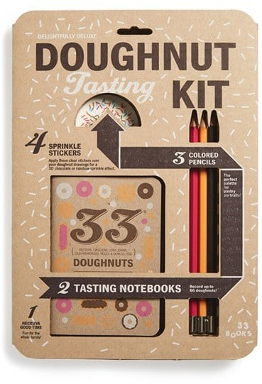 33 Books Co. Doughnut Tasting Set ($20)