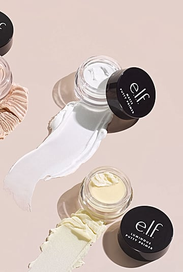 How to Use e.l.f. Cosmetics Putty Primer as Eyeshadow Primer