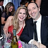 Pictured: Tony Hale and Anna Chlumsky