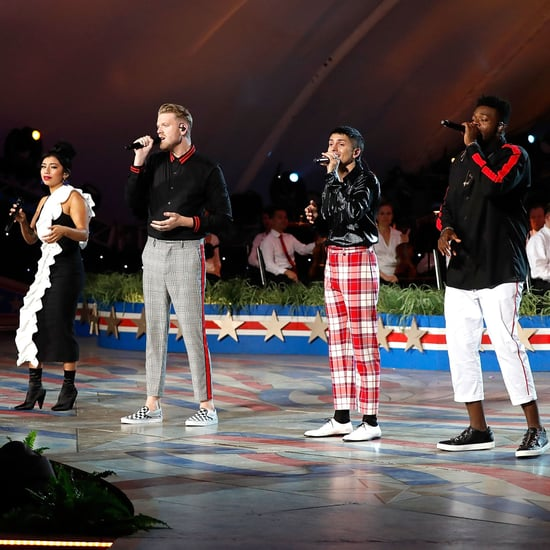Pentatonix Performance on A Capitol Fourth 2018