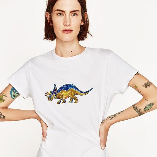 Zara Dinosuar T-Shirt