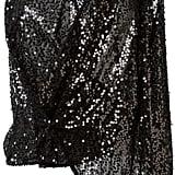Victoria Beckham draped sequin top ($839)