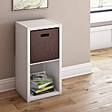 ClosetMaid Decorative Open-Back 2-Cube Storage Organizer