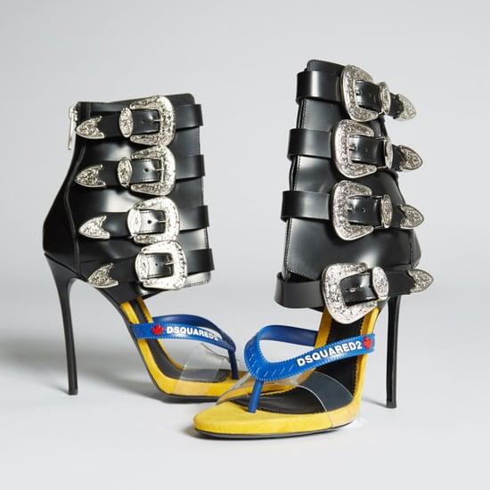 Dsquared2 Flip-Flop Heels