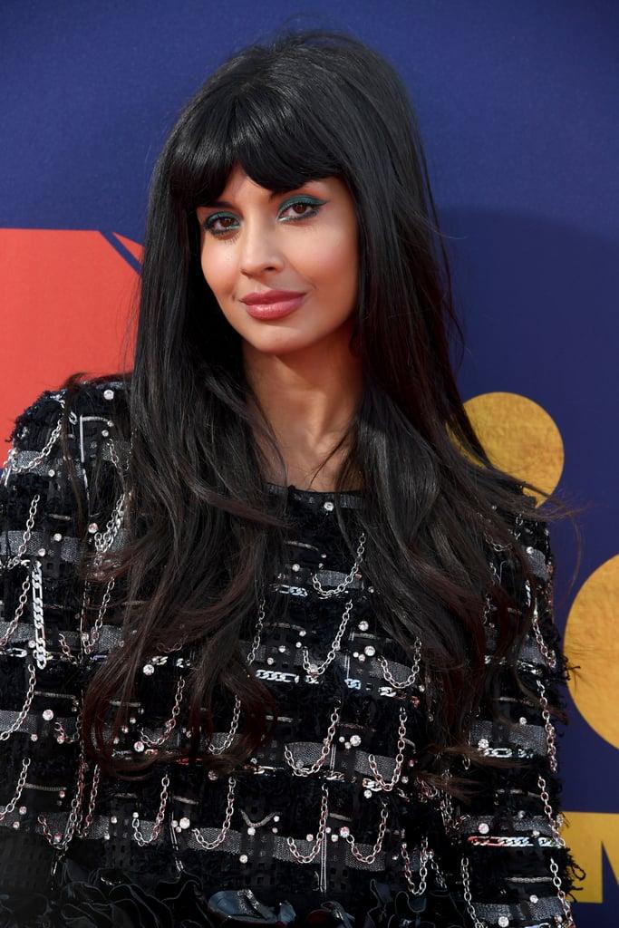 Jameela Jamil at the MTV Movie & TV Awards