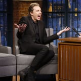 Seth Meyers Bumped Dax Shepard From Late Night in Favor of His Wife Kristen Bell