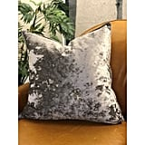 Cia Velvet Throw Pillow