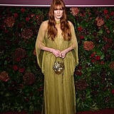 Florence Welch at the 65th Evening Standard Theatre Awards