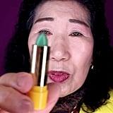 Step 9: Lipstick