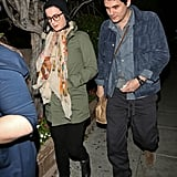 Katy Perry and John Mayer at Matsuhisa | Pictures