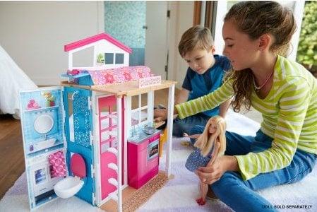 Barbie 2-Story House Playset