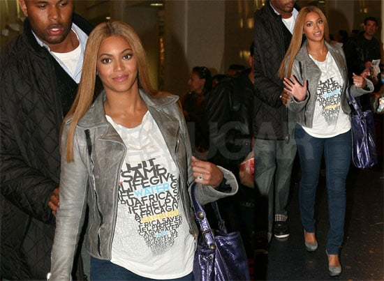 Photos of Beyonce Knowles at LAX