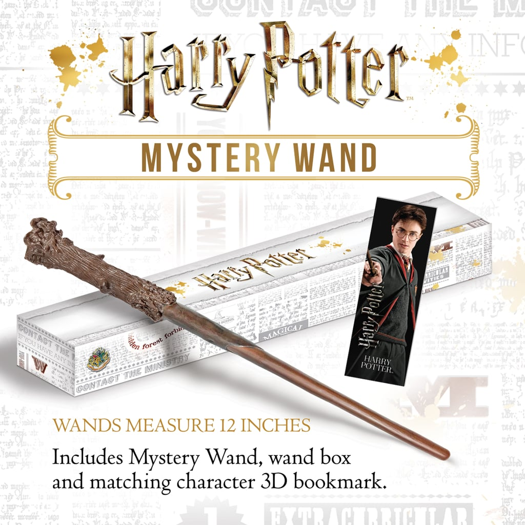 Walmart's Sold Out of These Harry Potter Wands, So You Need to Join the Stock Alert List NOW
