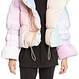 Saks Potts Star Rainbow Down Fill Puffer Jacket