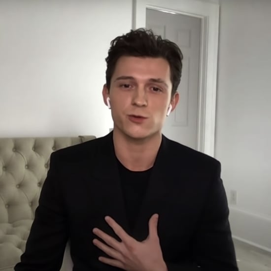 Watch Tom Holland Shut Down Spider-Man: No Way Home Spoilers