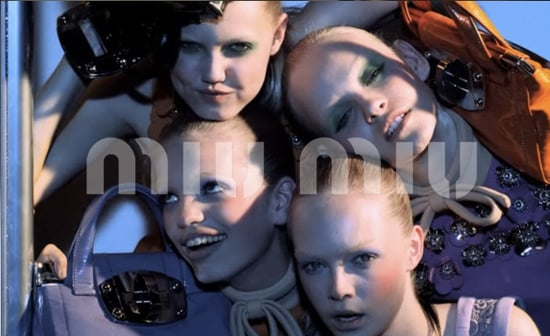 Video of Models for Miu Miu Autumn Winter 2010 Shot by Mert and Marcus