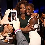 "When Oprah Was Like, ""We Need a Picture Together!"""