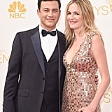 Jimmy Kimmel and Molly McNearney