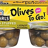 Pearls Olives to Go! Pimiento Stuffed Green Olives
