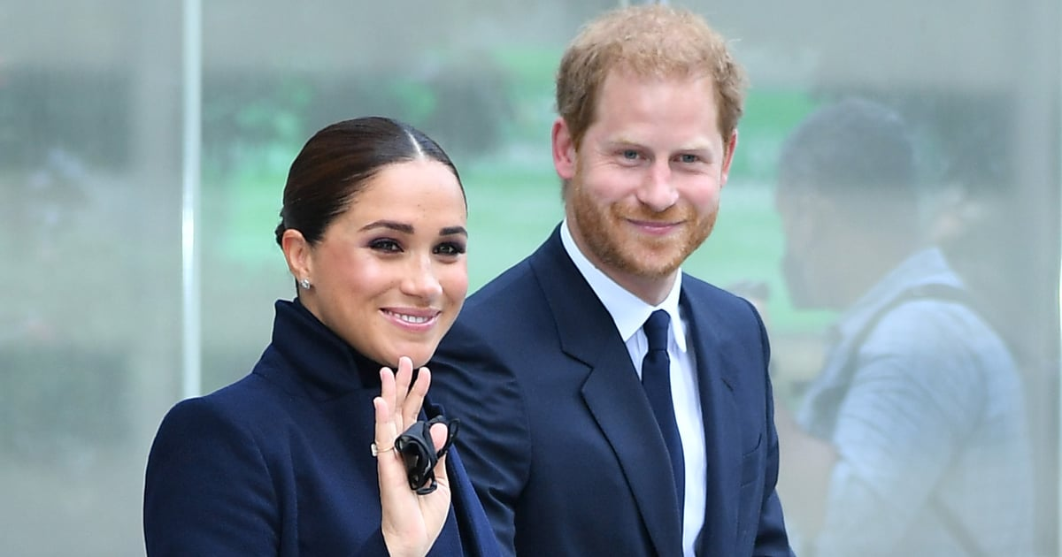 """Harry and Meghan Make First Joint Appearance Since Welcoming Lili: """"It's Wonderful to Be Back"""""""