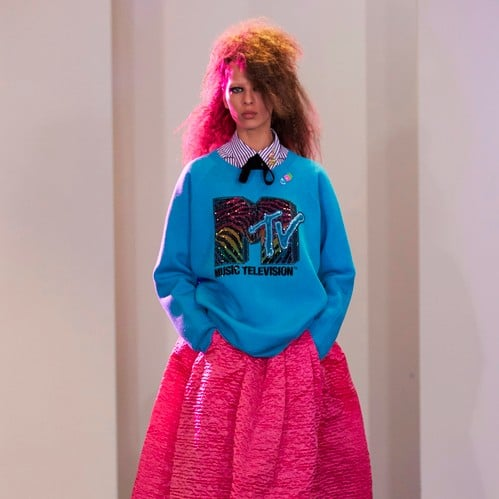 '80s Fashion Trend in 2017
