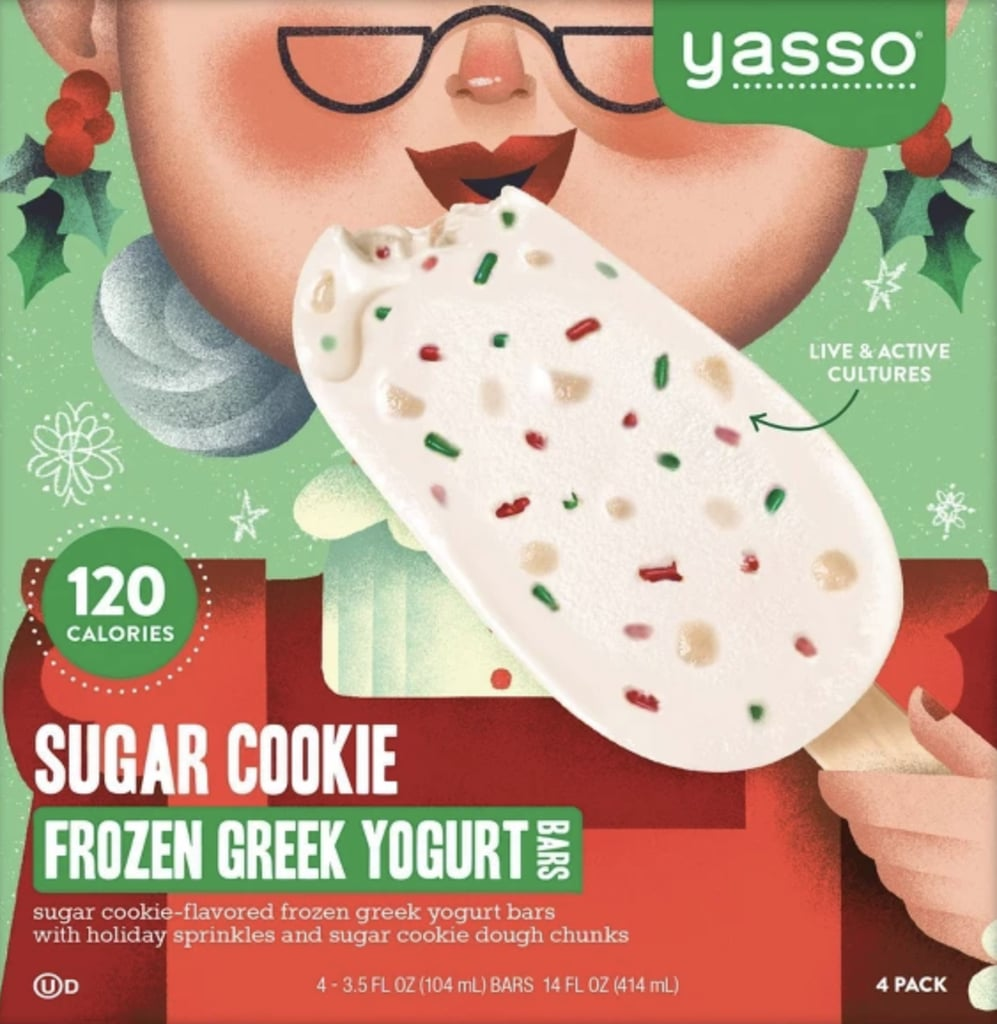 Yasso Sugar Cookie Bar