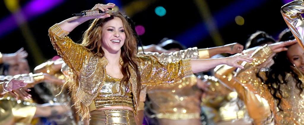 Watch Shakira's Champeta Super Bowl Dance Tutorial | Video