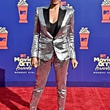 Jada Pinkett Smith at the 2019 MTV Movie and TV Awards
