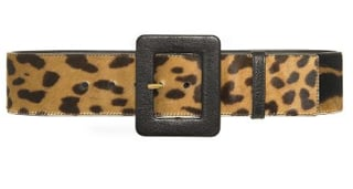 Leopard Belts