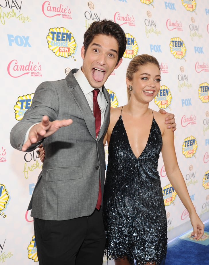 You Don't Have to Be in High School to Spot Stars at the Teen Choice Awards