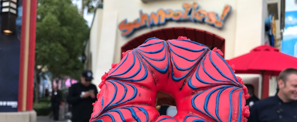 Forget Disneyland's Guardians of the Galaxy Ride — We're All About the Food!