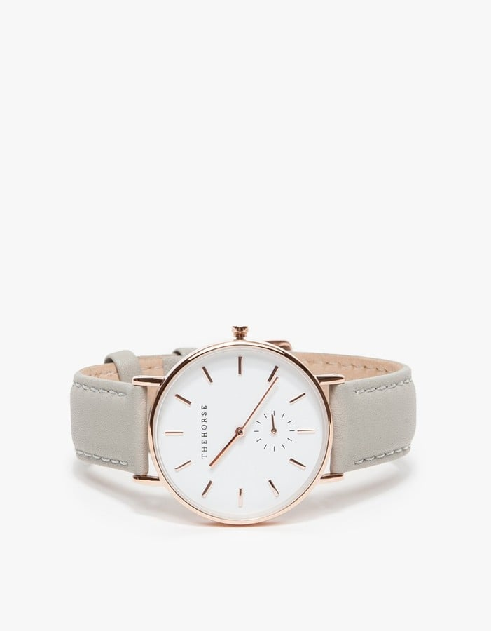 The Classic Rose Gold & Grey ($165)