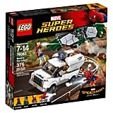 Lego Marvel Super Heroes Spider-Man Beware the Vulture