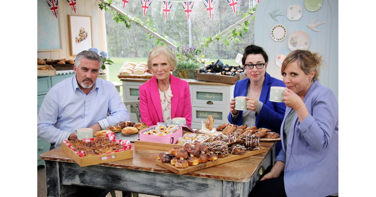 The Great British Bake Off (2010-)