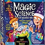Scientific Explorer Magic Science for Wizards Only Kids Science Kit