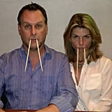 """Lori: """"Met @cooler111 for Sushi! #silly."""""""