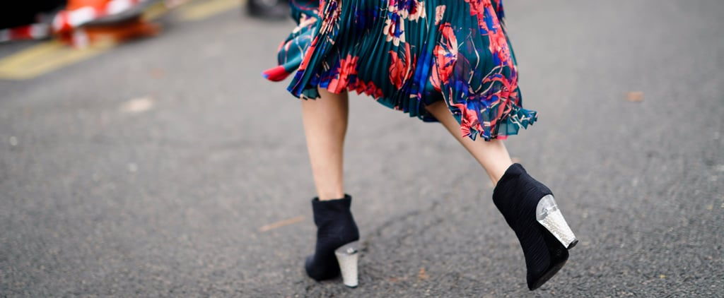 Keep Your Eye Out For This Magical Shoe Trend This Spring