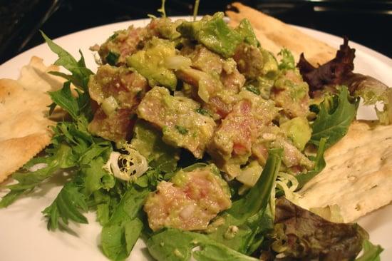 Sear-iously Chic and Easy Tuna Salad