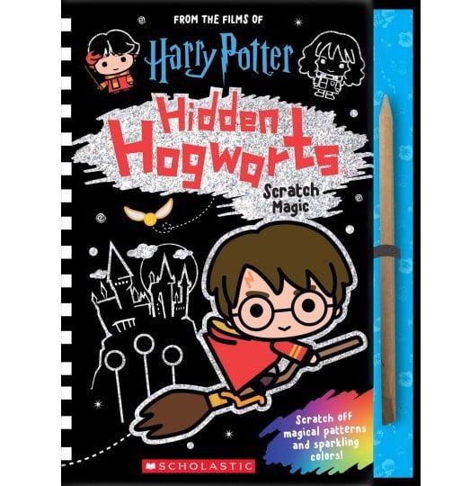Hidden Hogwarts Scratch Magic