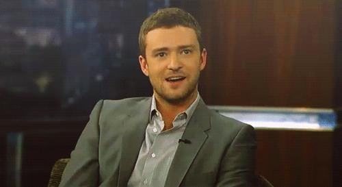 When he charmed on late night.