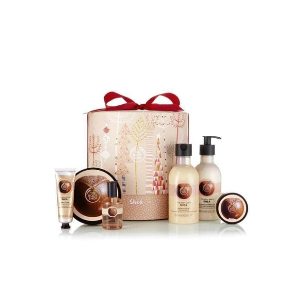 The Body Shop Shea Ultimate Collection ($80)